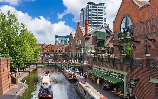 vivir en Birmingham
