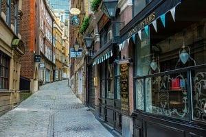 Barrios para vivir y trabajar en Londres