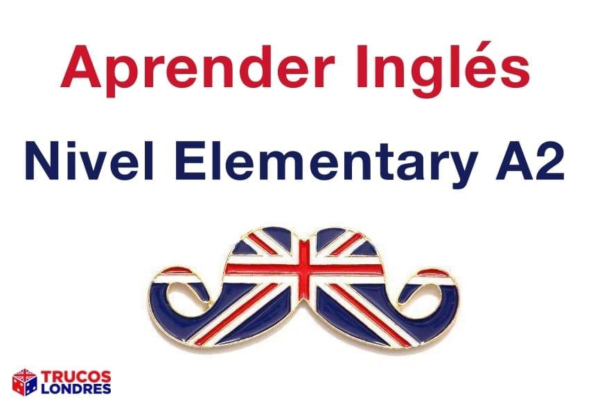 libros aprender ingles nivel a2