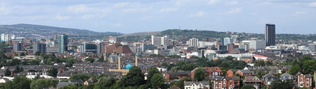 vivir en Sheffield