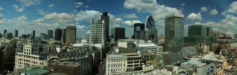 Lugares gratis para ver las vistas de Londres