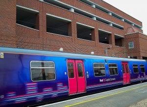 Ir de Londres a Brighton en tren