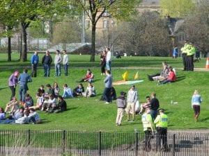 Clima o Tiempo en Glasgow