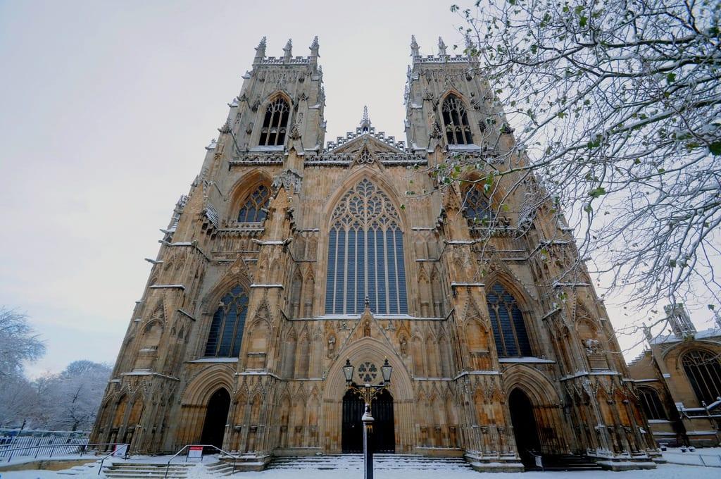 Visitar la ciudad de York, en el condado de Yorkshire
