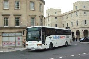 Autobús de Londres a Bath