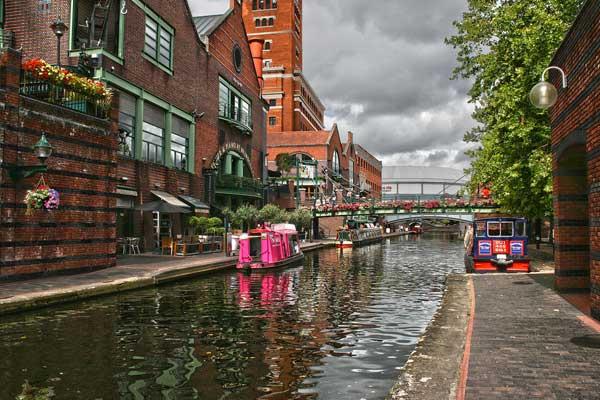 Birmingham, ciudad de Inglaterra