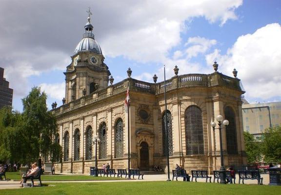 Hacer turismo en Birmingham