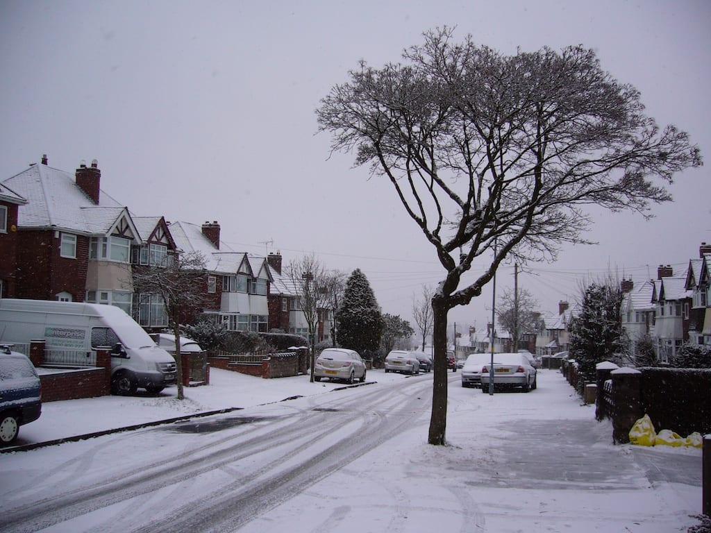 Ropa según el Tiempo y clima en Birmingham uk