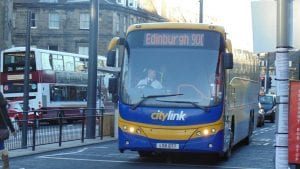 Estación para ir de Edimburgo a Glasgow