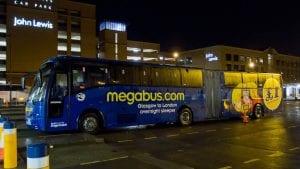 Ir de Edimburgo a Glasgow en autobús