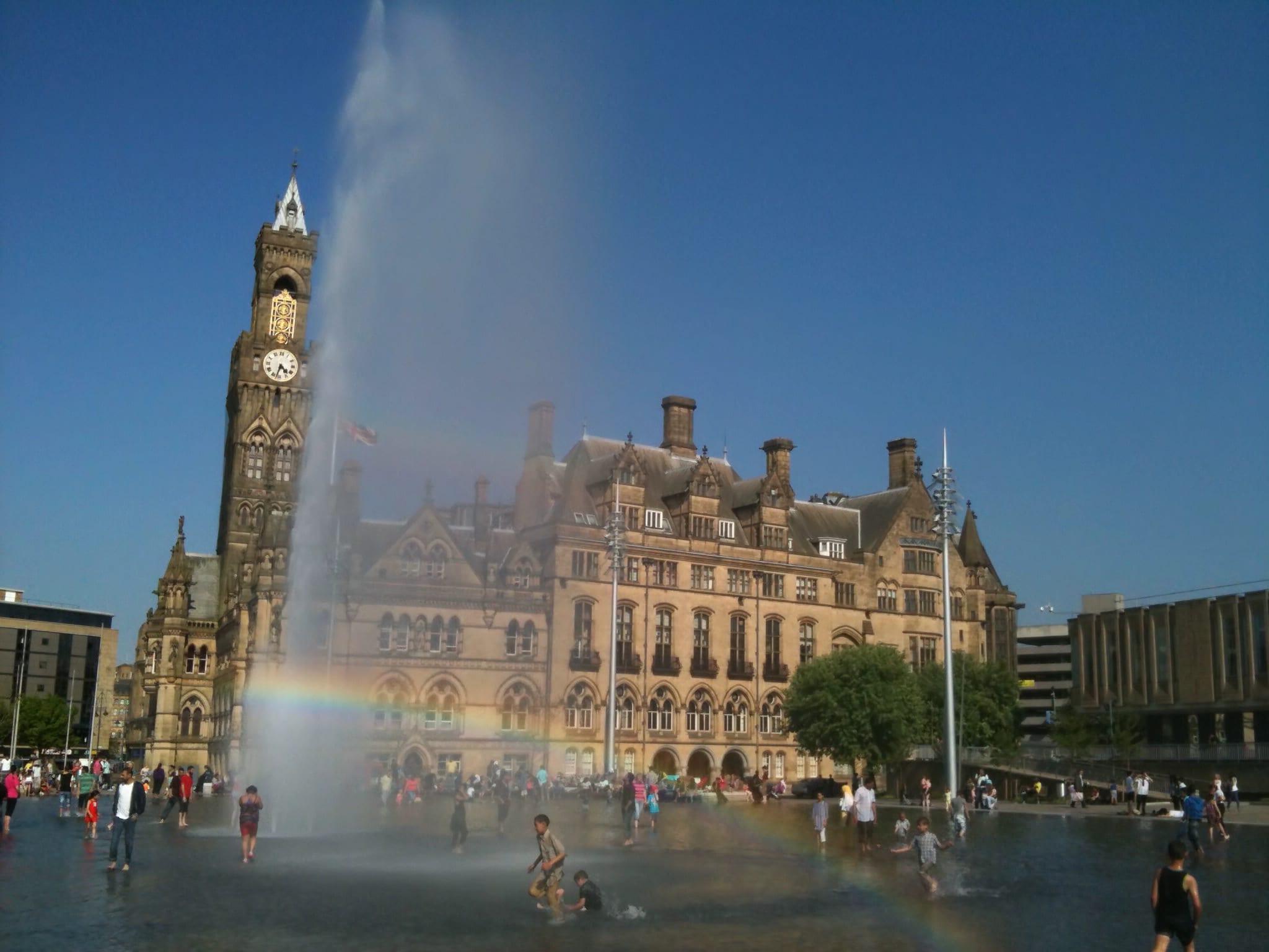 Visitar la ciudad de Bradford