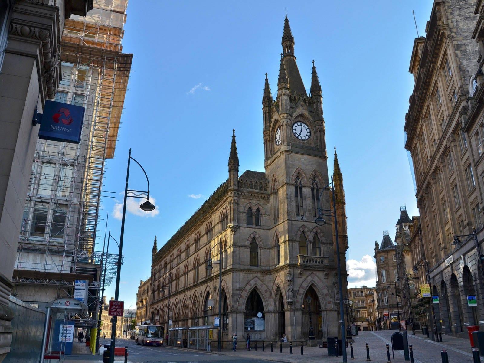 catedral de Bradford