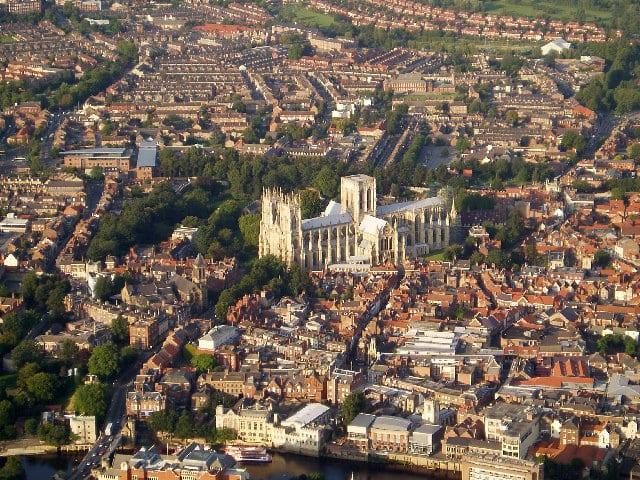 Visitar la ciudad de York desde Londres