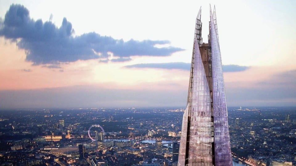architecture-the-shard-960x540-wallpaper