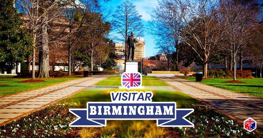 ver y visitar hacer turismo en birmingham