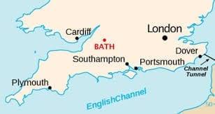 Ir de Londres a Bath, Inglaterra