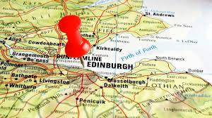 población de españoles en Edimburgo y restaurantes