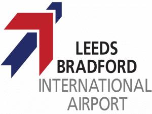 Tiempo de vuelos y coches en el aeropuerto de Leeds-Bradford