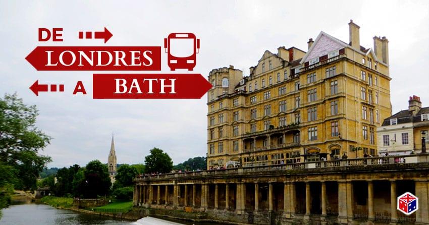 distancia de ir en tren londres bath