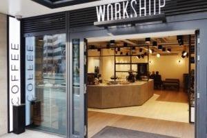 Desayunar en el restaurante o en Workshop