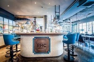 Desayunar en un pub de Londres