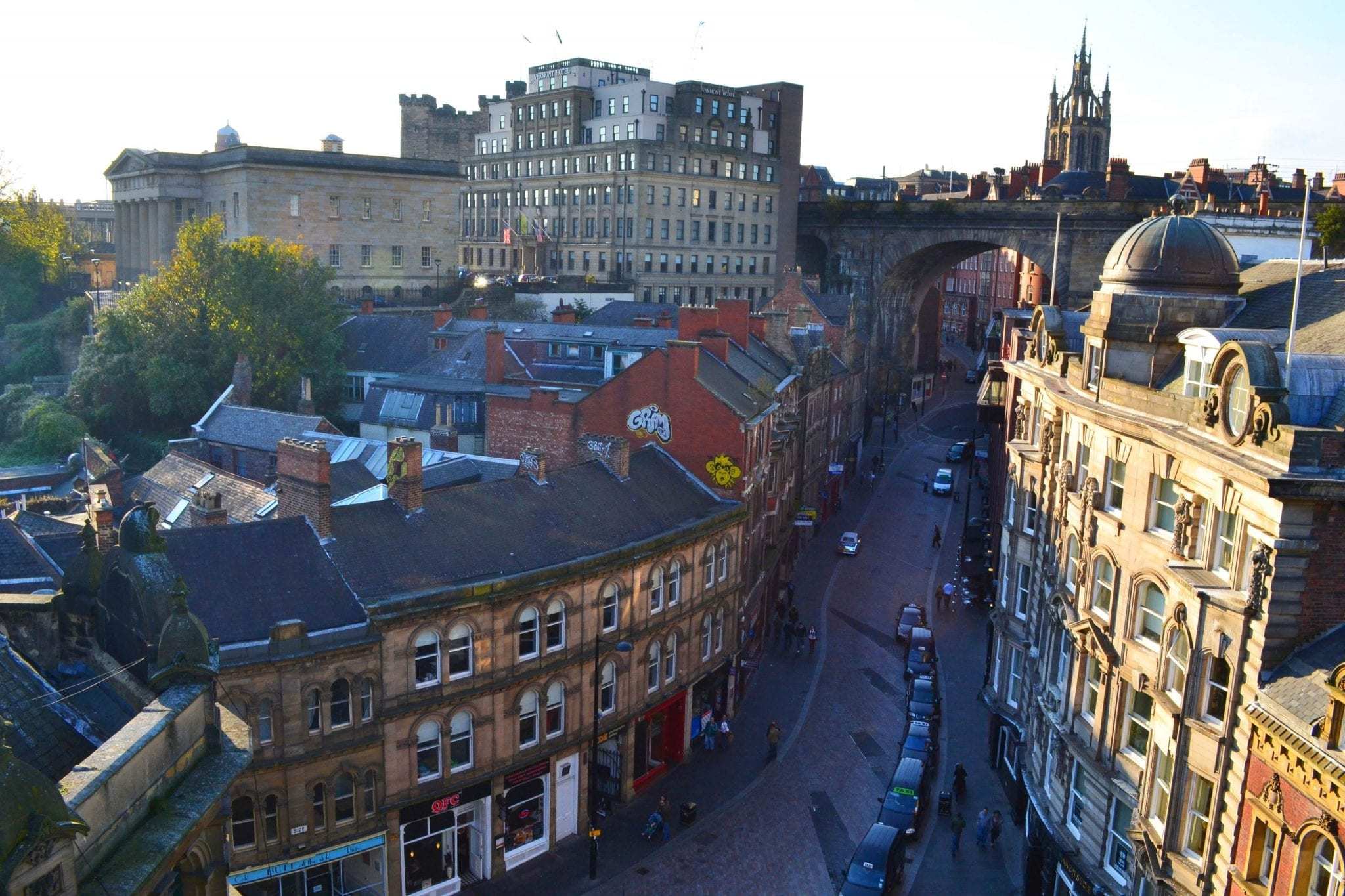 Visitar Newcastle, Inglaterra, en 1 día