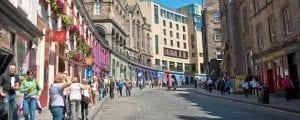 Habitantes españoles que han tenido que emigrar a Edimburgo por trabajo o estudiar inglés en el mundo