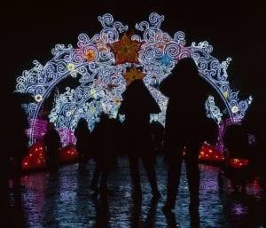 Eventos de luces en Londres por Navidad