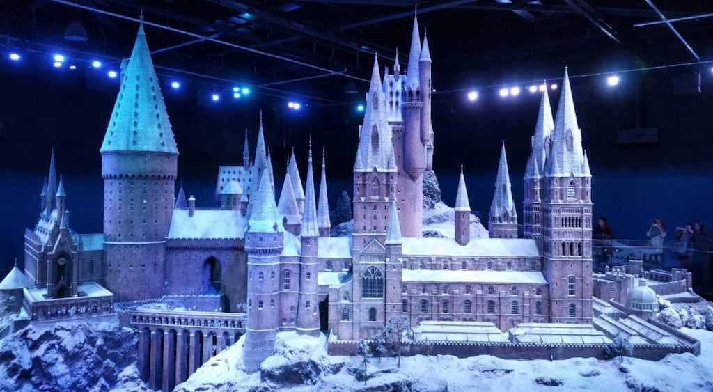 Navidad en Londres: Harry Potter