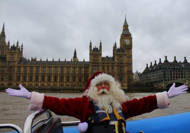 Navidad en Londres con niños