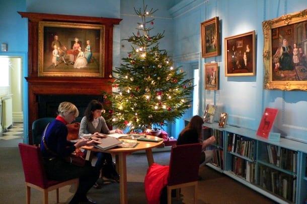 La tradición de Navidad en Londres
