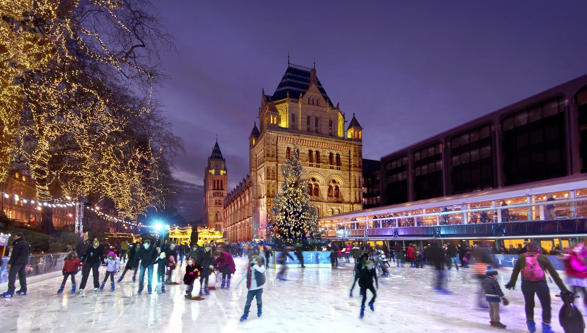 actividades navidad en Londres
