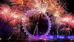 Vacaciones y festivos en Reino Unido