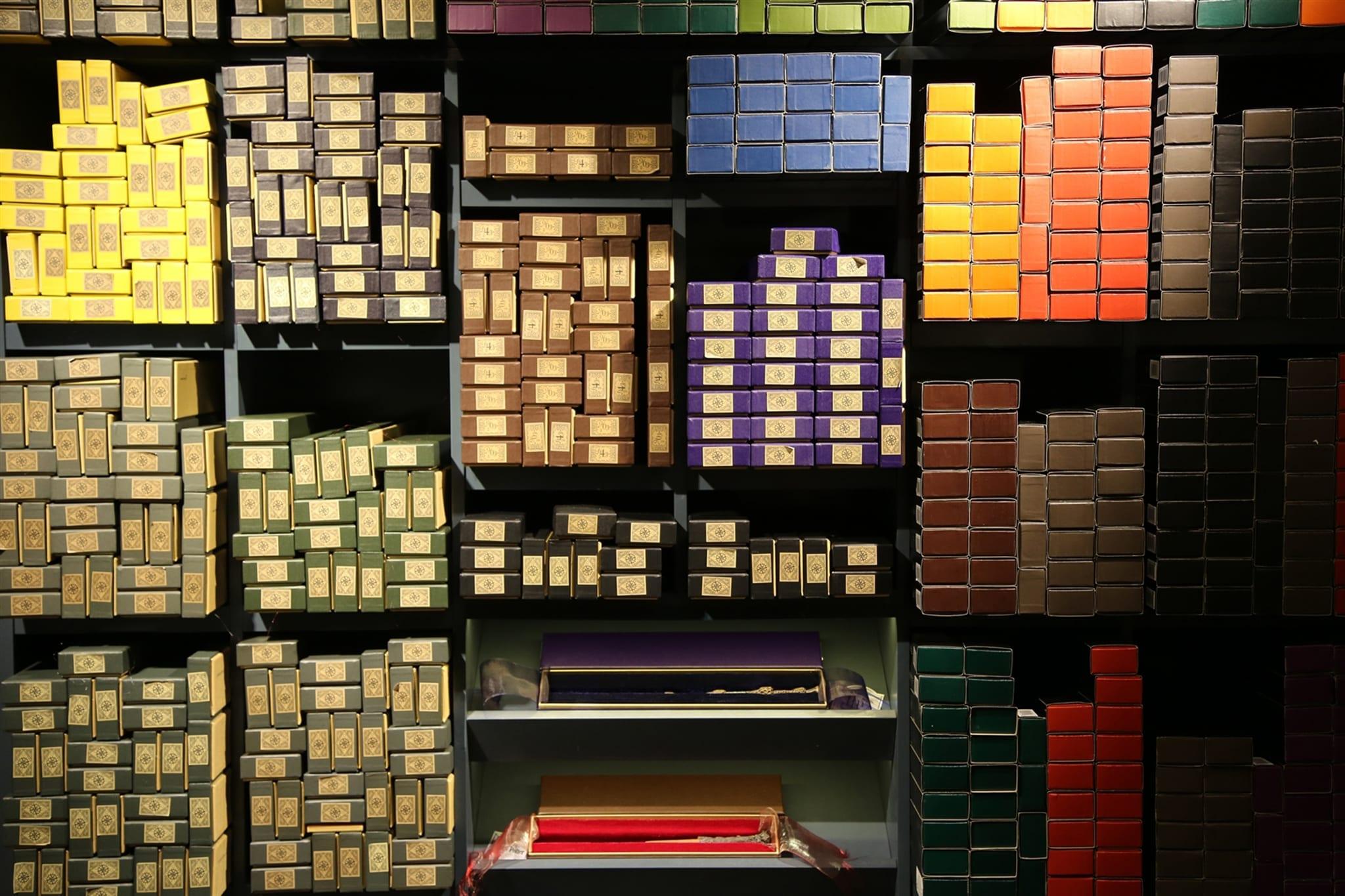 ruta de libro de Harry Potter en Londres