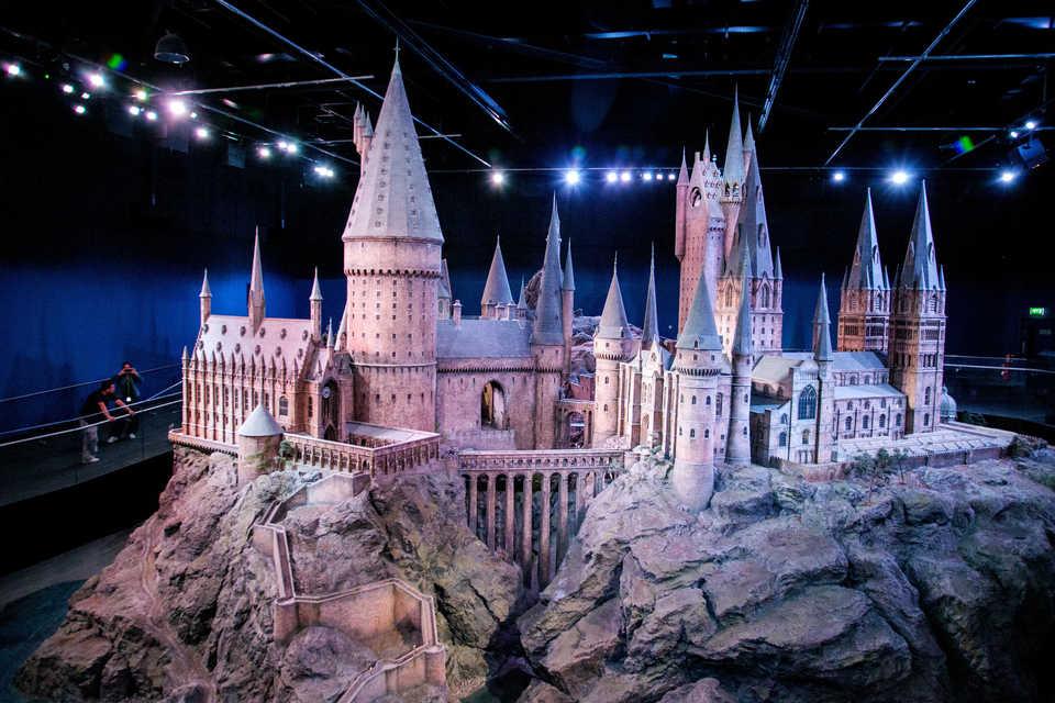Entradas al parque de Harry Potter de Londres