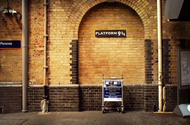 Películas Harry Potter JK Rowling en Londres