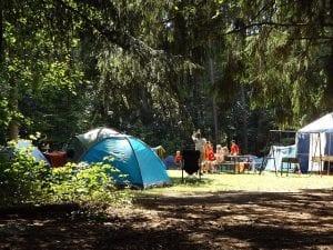 Alquilar tienda de campaña para acampar en Londres