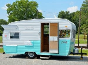 Alquilar una autocaravana para acampar en Londres