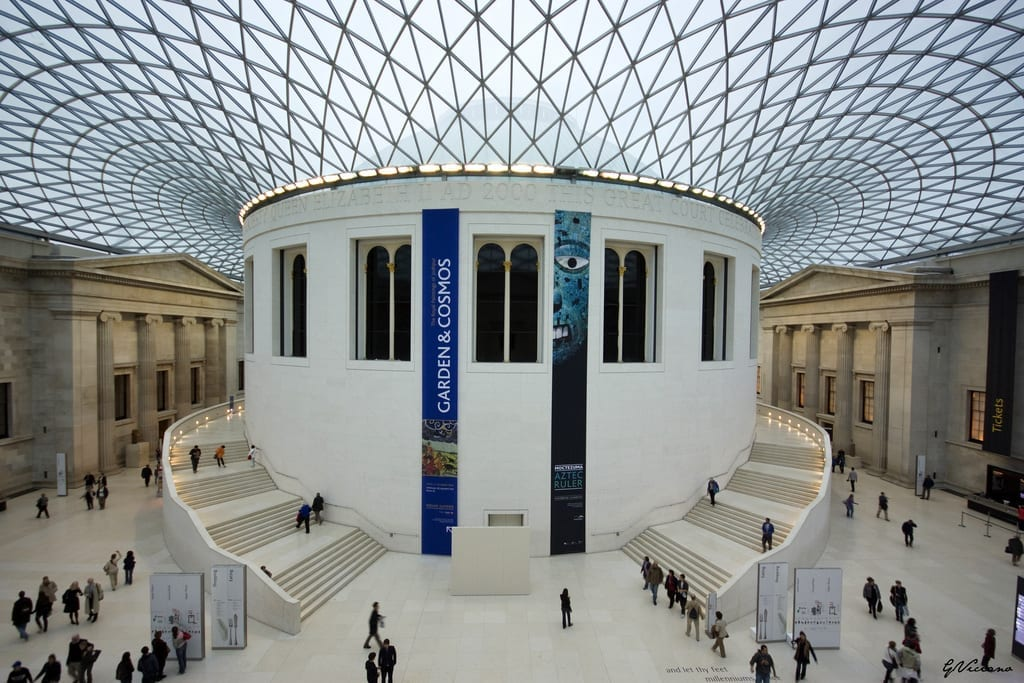 Parte de Egipto en el British Museum