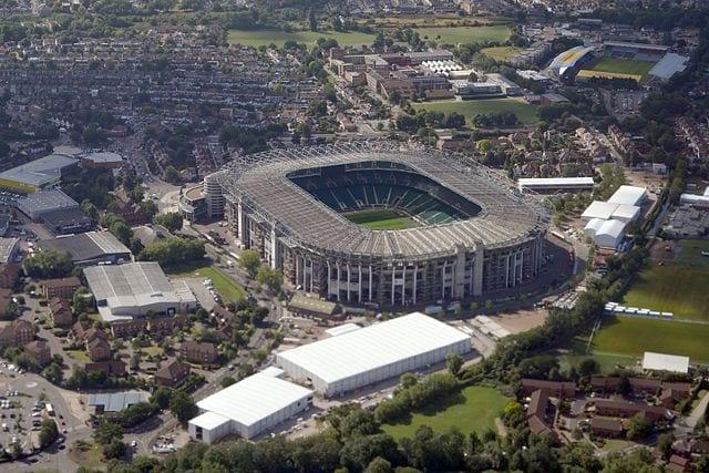 Eventos en el campo o estadio Twickenham