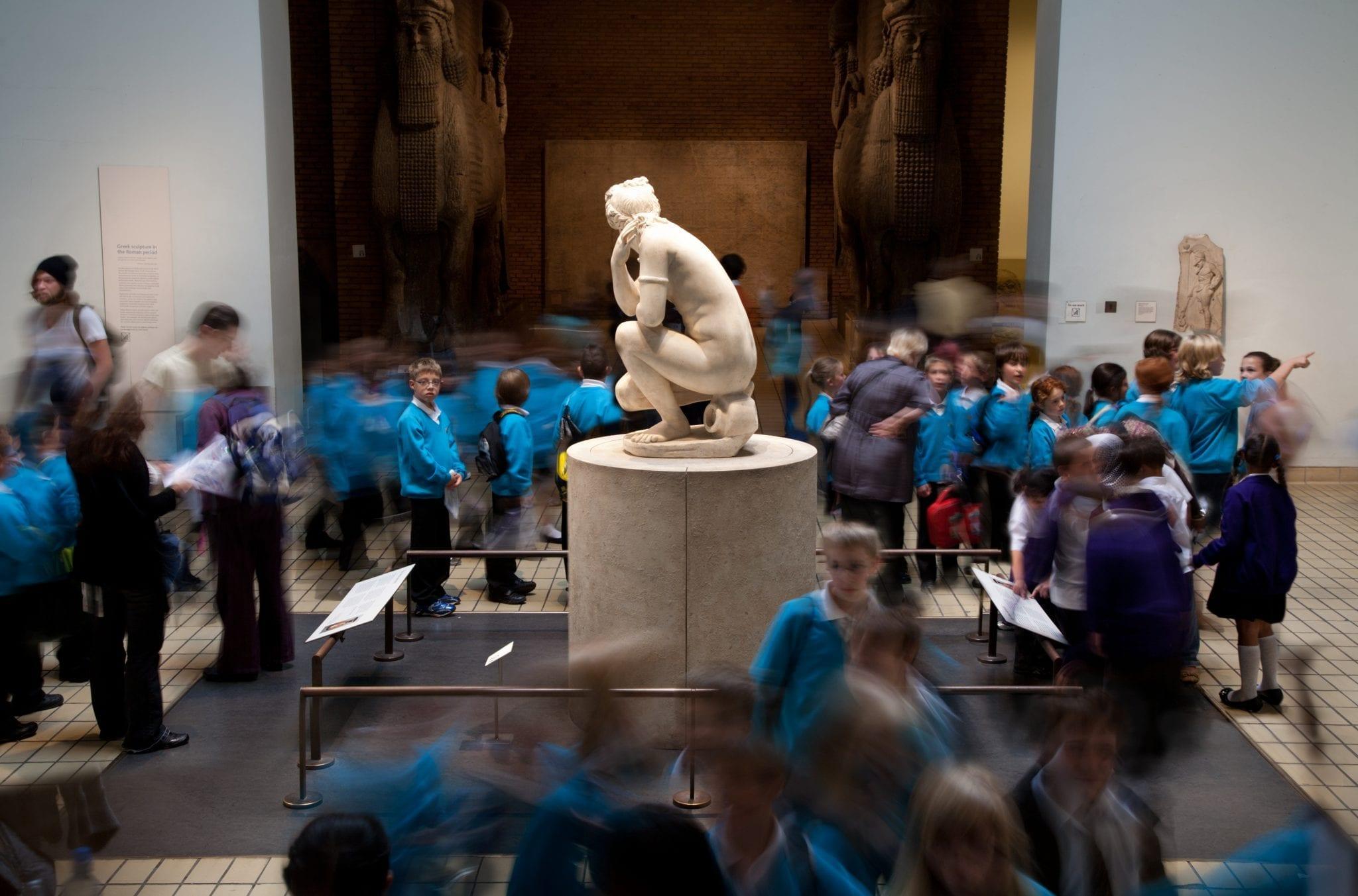 Momia en el British Museum