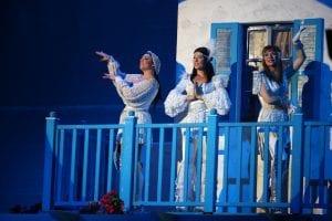 Reparto de actores Mamma Mia