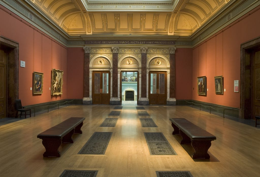 Interior National Gallery