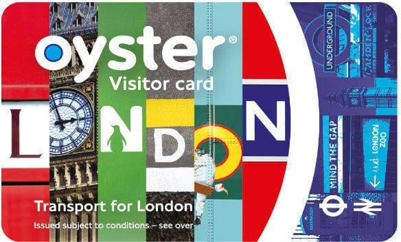 Visitor Card, la tarjeta Oyster Card para turistas