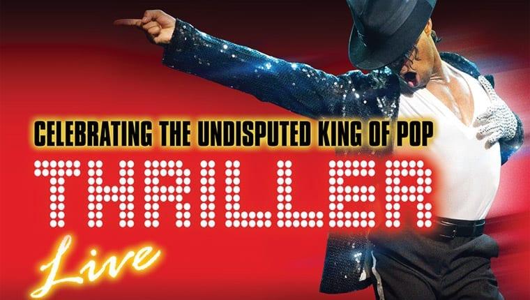 canciones en el teatro de Thriller Live