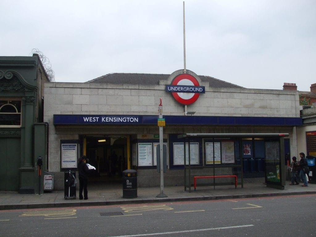 Estación West Kensington