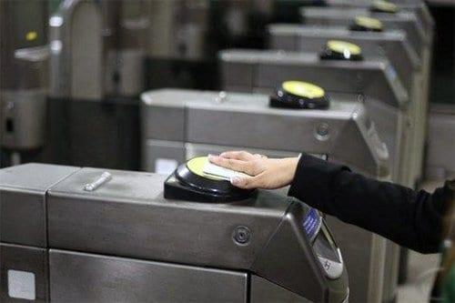 uso de la Oyster Card