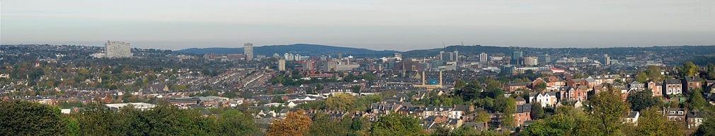 Qué ver en Sheffield, ciudad del Reino Unido: sheffield skyline Inglaterra