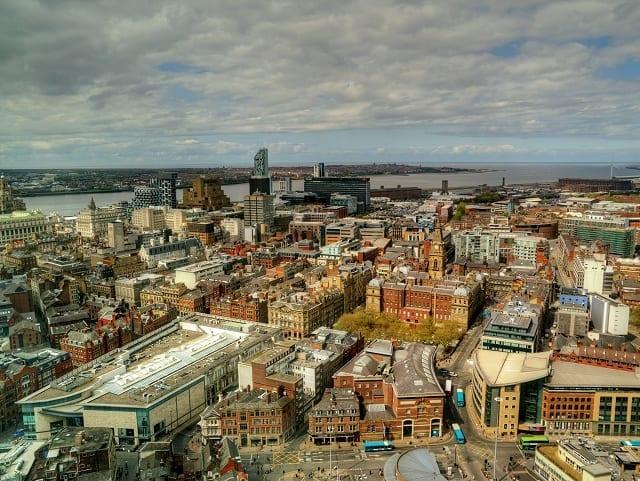 Liverpool en 1 día, Inglaterra, Reino Unido