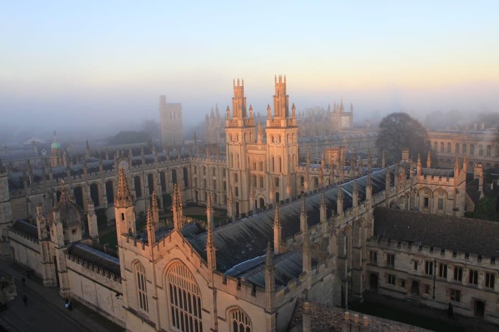 Visitar Oxford en 1 día